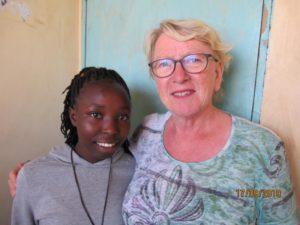 Verslag Fenneke van bezoek Kenia