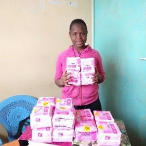 Het belang van maandverband voor het onderwijs in Kenia